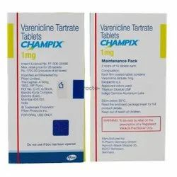CHAMPIX 1MG TABLET