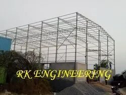 Steel Buildings, For Industrial Places