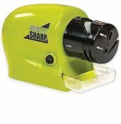 SWIFTY KNIFE SHARPENER (GREEN KNIFE SHARPNER)