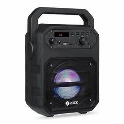 Zoook Lithium-Ion Battery Bluetooth Speaker