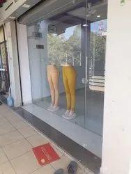 Ladies Plain Leggings