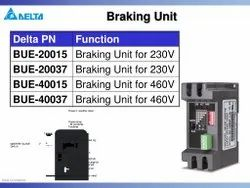 BUE-40037 Dynamic Braking Unit for Delta E Drives 2.2KW-3.7KW 415V