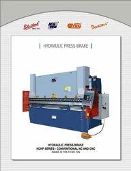 Front Cylinder Press Brake