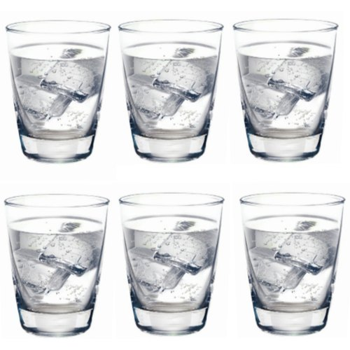 Transparent Ocean Studio Highball Water Drinking Glass