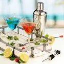 Cocktail Shaker Bar Set