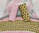 Printed Cotton Salwar Suit Dress Material