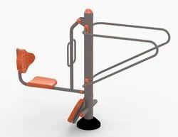 Leg Press Cum Parallel Bar