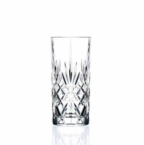 RCR Transparent Melodia Glass Set 360 mL