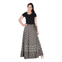 Stylish Wraparound Skirt