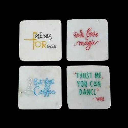 Marble Engraving Plates