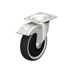 100 x 32mm PU Caster Wheel