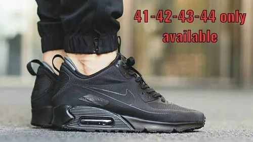 497f5b6a4fd79 Black Running Shoe Nike Airmax Shoes