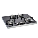 4 Burners SS Gas Stove
