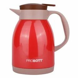 Probott Stainless Steel Double Wall Food Grade Espresso Coffee Pot 1300ml PB 1300-77