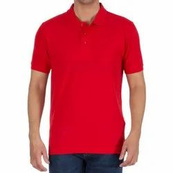 Lexon Dryfit Collar T Shirt, Size: Large