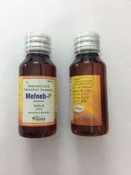 Mefenamic Acid Paracetamol (Mefeneb-P Syp.)