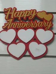 Anniversary Collage Gift