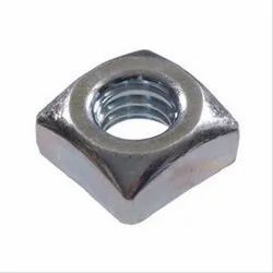 Stainless Steel Thread Type Square Nut