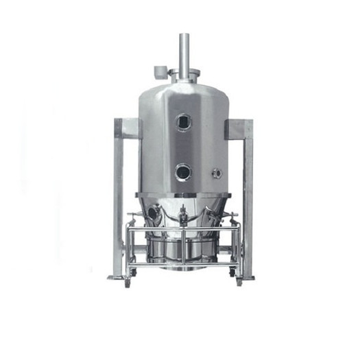 Stainless Steel Granmech Fluid Bed Dryer, 415 V, Automation Grade: Automatic