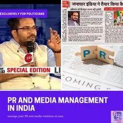PR and Media Management