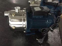SS Transparent Pump