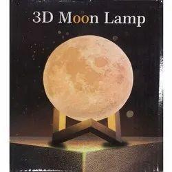 1W 3D Moon Lamp