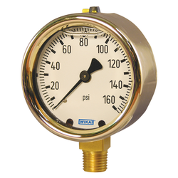 Brass Pressure Gauges