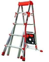 Select Step Aluminium Platform Ladders