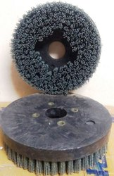 200 mm Diamond Round Brush for Antique Finish