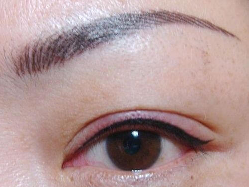 Eyeliner Tattoo Beauty Job Work Beauty Therapy Services