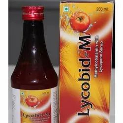 Methylcobalamin With Lycopene Syrup