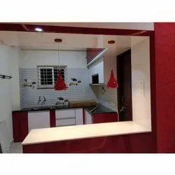 Wooden Kitchen Interior Designing Service
