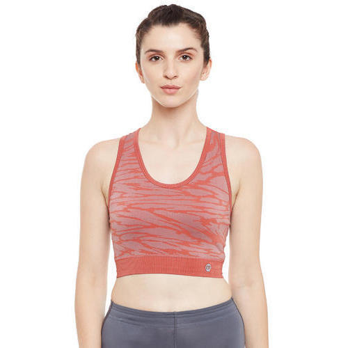 43632b401d C9 Polyamide Ladies Printed Sports Bra