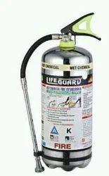 A B C Dry Powder Type KITCHEN FIRE EXTINGUISHER, Capacity: 4Kg