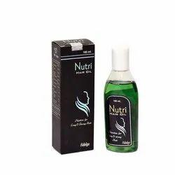 Nutri Hair Oil, Packaging Size: 100 Ml, Bottle