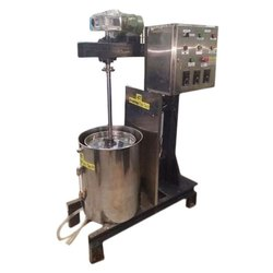 Mild Steel Automatic Agarbatti Scent Machine, 1 HP, Production Capacity: 5-10 kg/hr