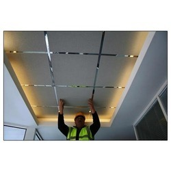 Gypsum False Ceiling Installation Service