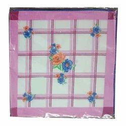 Cotton Printed Ladies Colorful Handkerchief