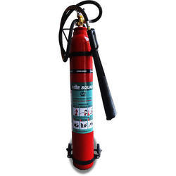 COT Trolley Mounted Extinguishers 6.5 KG