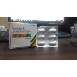 Artemether & Lumefantrine Tablet