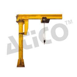 Geared Jib Crane Lab Equipment