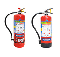 Mechanical Foam Type Fire Extinguisher Cylinder