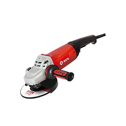Ken 4 Inch Angle Grinder, Power Consumption: 2450 W
