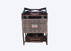 Commercial Biomass Batch Stove