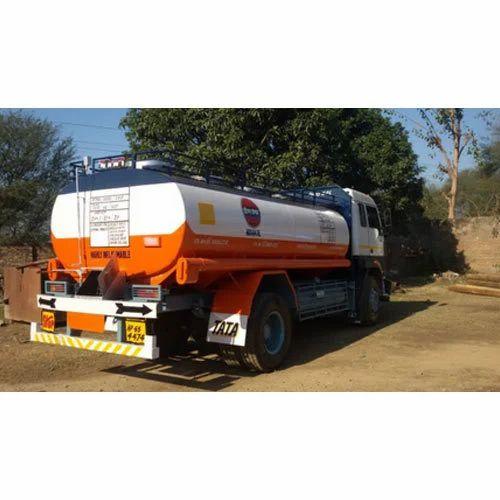 Indian Oil Tanker