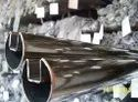Stainless steel 304 slotted pipe