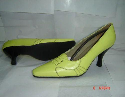 943a55d6190 Women  s PU(Polyurethane) Spring   Fall Comfort Heels High Heel Pointed Toe