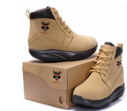 Light Brown Mens Shoe