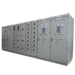 Three Phase Mild Steel Electrical Distribution Panel, IP Rating: IP33