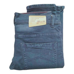 One Look Fashions Plain Mens Denim Stretchable Jeans